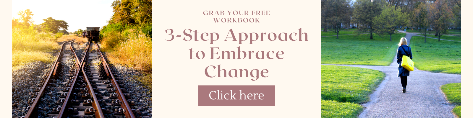 3 step approach to embrace change opt-in